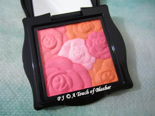 Anna Sui Rose Cheek Color 301 Spring 2012 Makeup 1