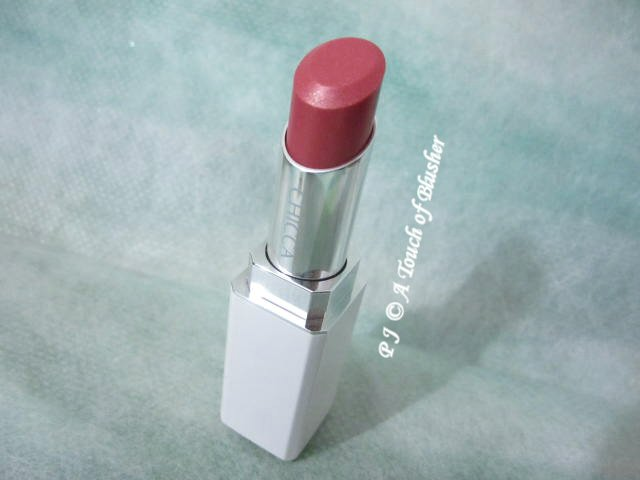 Kanebo Chicca Mesmeric Lipstick 08 Rose Glace Summer 2014 Makeup 1