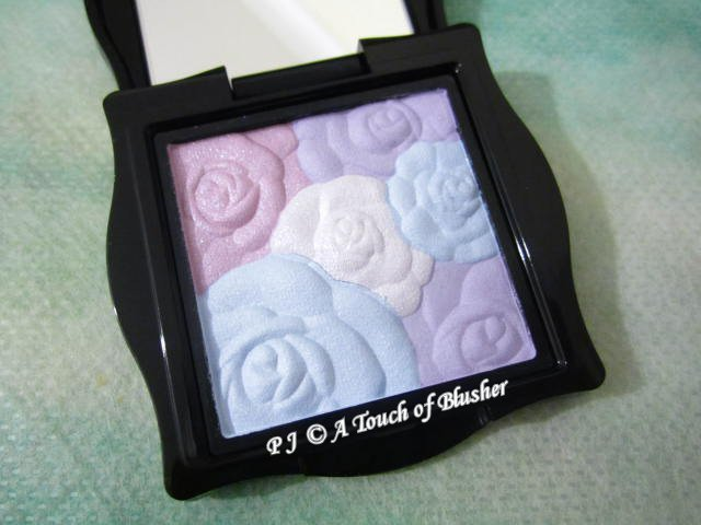 Anna Sui Rose Cheek Color 100 Spring 2012 Makeup 1