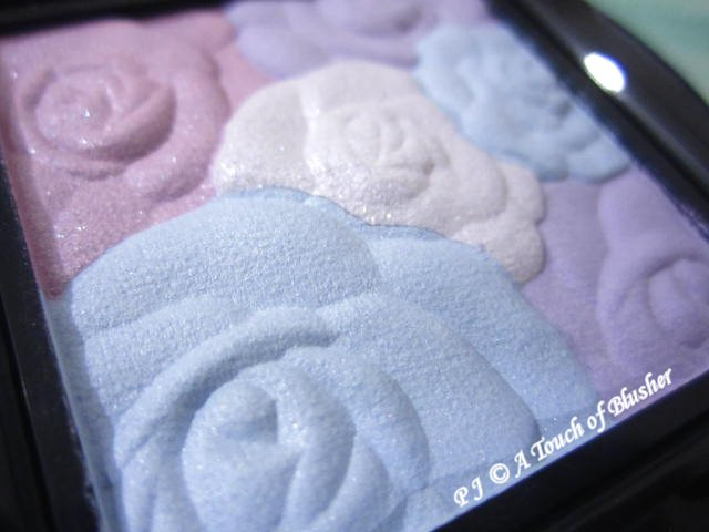 Anna Sui Rose Cheek Color 100 Spring 2012 Makeup 2