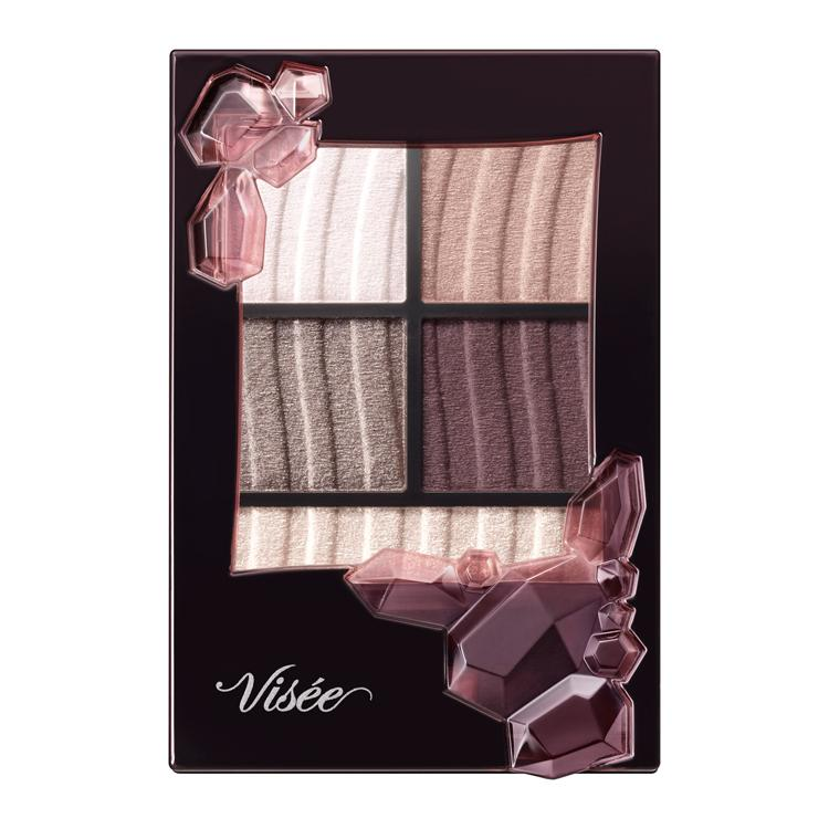 Kose Visee Holiday 2016 Makeup 1