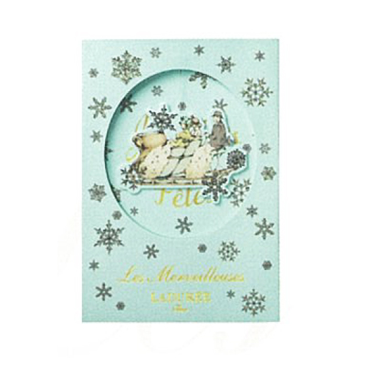 Les Merveilleuses de Laduree Holiday 2016 6