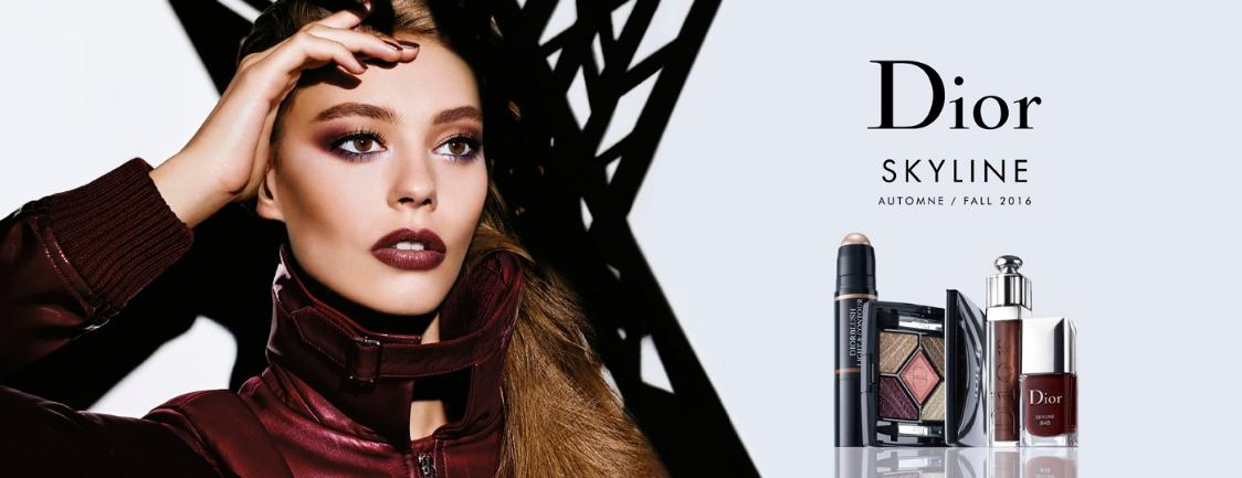 Dior Fall 2016 Makeup Top 10 1