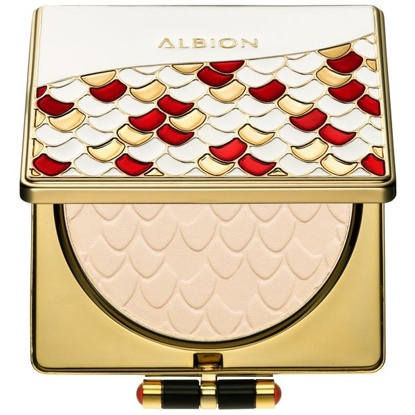 Albion 60th Anniversary Holiday 2016 Base Makeup 2