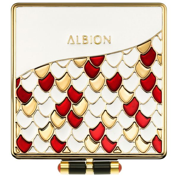 Albion 60th Anniversary Holiday 2016 Base Makeup 3