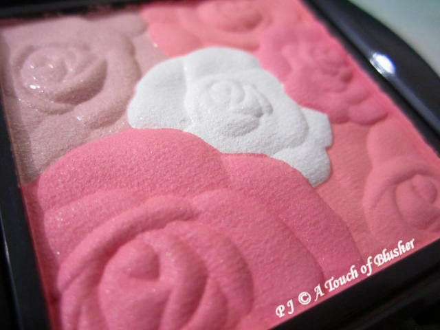 Anna Sui Rose Cheek Color 302 Spring 2014 Makeup 2