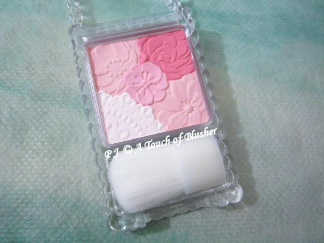 Canmake Mat Fleur Cheeks 02 Mat Girlie Rose Fall 2014 Makeup 1