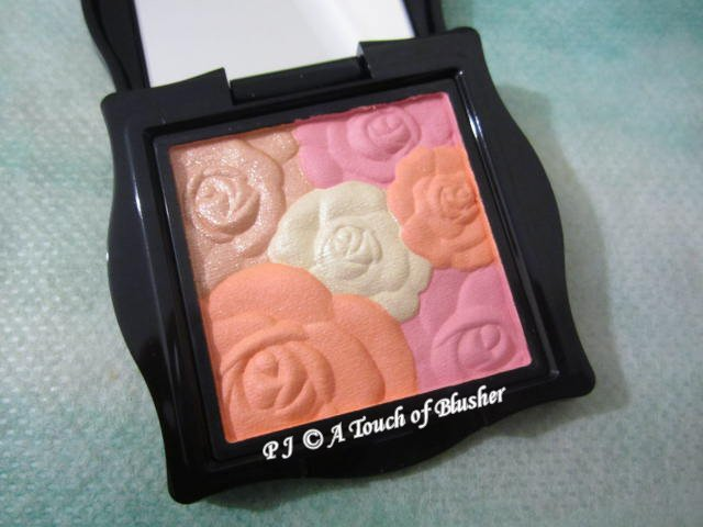 Anna Sui Rose Cheek Color 601 Spring 2014 Makeup 1
