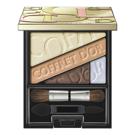 Kanebo Coffret d'Or Spring 2017 Makeup 1