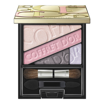 Kanebo Coffret d'Or Spring 2017 Makeup 2