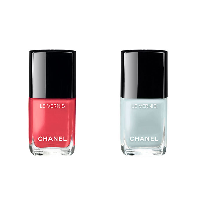 Chanel Le Blanc Whitening Spring Summer 2017 Makeup 6