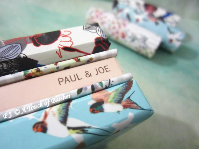Paul and Joe Compacts 013 014 015 Lipstick Cases CS 037 038 039 Spring 2017 Makeup 1
