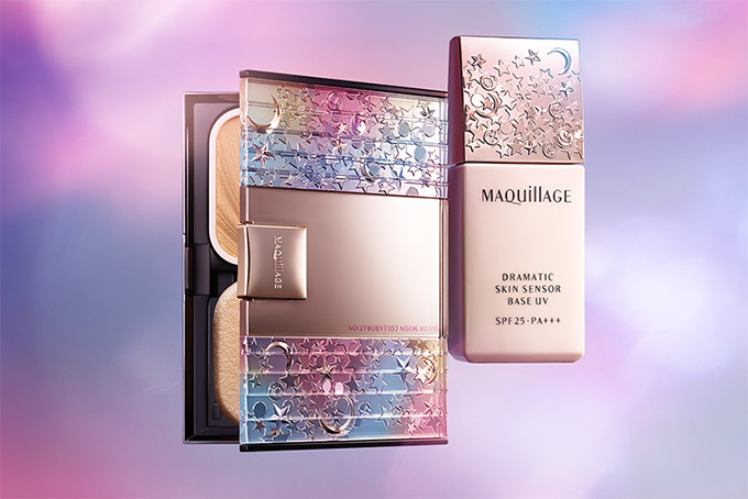 Shiseido Maquillage Sailor Moon Spring Summer 2017 Base Makeup 2