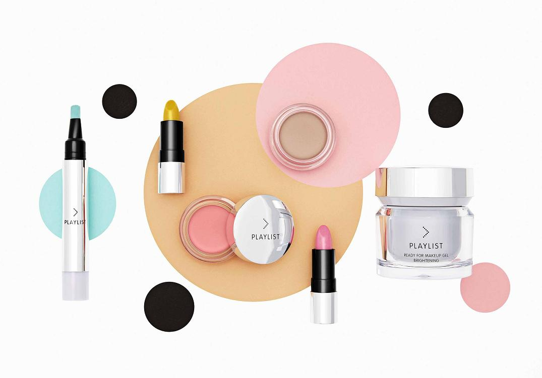 Shiseido Playlist Spring Summer 2017 Makeup Skincare 1