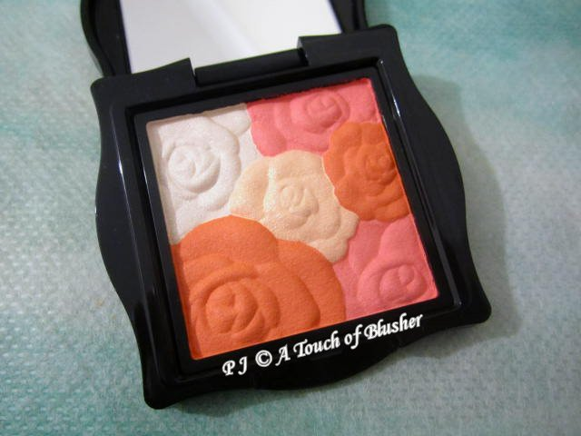 Anna Sui Rose Cheek Color 600 Spring 2012 Makeup 1