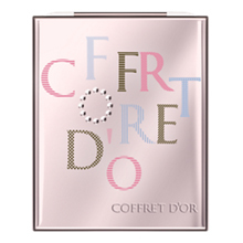 Kanebo Coffret d'Or Summer 2017 Makeup 5