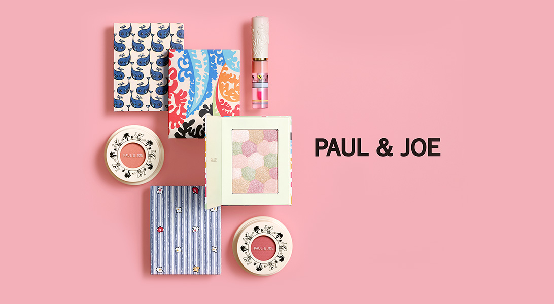 Paul and Joe Summer 2017 Makeup 1