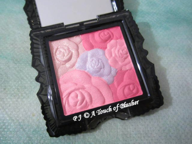 Anna Sui Rose Cheek Color N 303 Summer 2014 Makeup 1