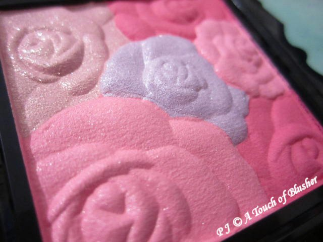 Anna Sui Rose Cheek Color N 303 Summer 2014 Makeup 2