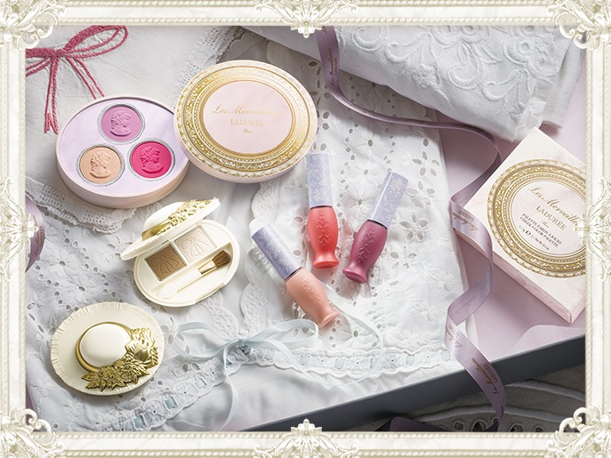 Les Merveilleuses de Laduree Summer 2017 Makeup Top 10 1