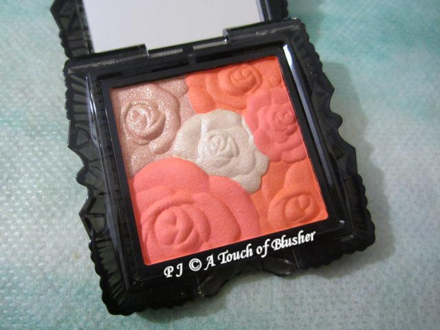 Anna Sui Rose Cheek Color N 602 Summer 2014 Makeup 1