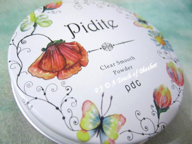 PDC Pidite Clear Smooth Powder Fall Winter 2015 Base Makeup 1