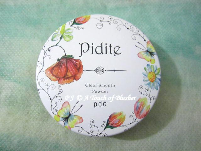 PDC Pidite Clear Smooth Powder Fall Winter 2015 Base Makeup 3