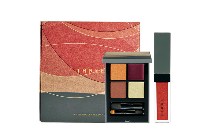 THREE Fall 2017 Makeup 99