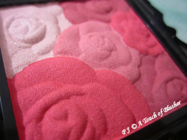 Anna Sui Rose Cheek Color N 400 Summer 2014 Makeup 2