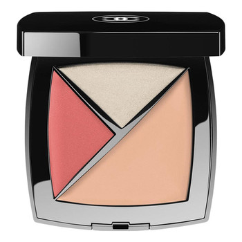 Chanel Le Blanc Spring Summer 2018 Makeup 2