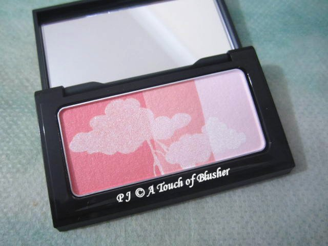 Pola Muselle Nocturnal Face Color PI01 Pink Sky Fall 2014 Makeup 1
